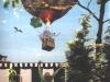 Luchtballon met Yoyo