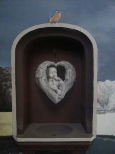 Altaar voor het ongeboren kind