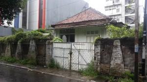 Jalan Tanah Abang old house-1