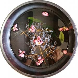 spa flowerbowl uitgesneden