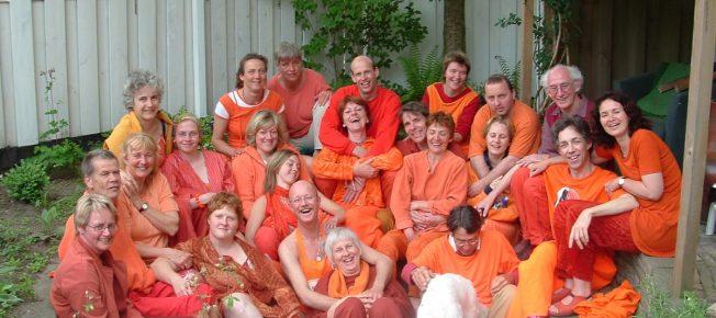 flowergroep oranje