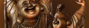 laughing buddha's